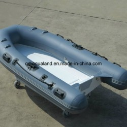 Aqualand 10feet 3m Inflatable Fishing Boat/Rib Motor Boat (RIB300)