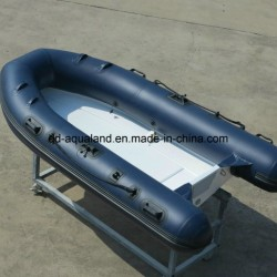 Aqualand 10feet 3m Rib Motor Boat/Rigid Inflatable Fishing Boat (RIB300)