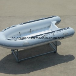 Aqualand 10feet 3m Rib Fishing Boat/Rigid Inflatable Motor Boat (RIB
