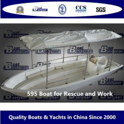Bestyear 595 Boat for Rescue and Work