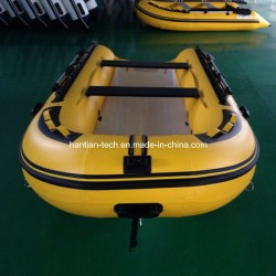 Inflatable Rubber Zodiac Boat in Hot Sale