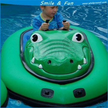 Inflatable Battery Powered Boat for 1-2 Kids for SaleImage