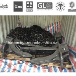 Marine Hardware and Marine Equipment Anchor and Anchor Chain