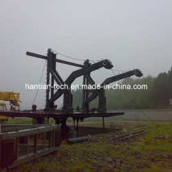 Gravity Luffing Marine Davit for Lifeboat Recover and Launching (HT50)
