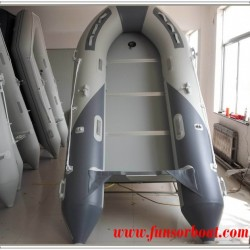Rowing Boat with Plywood Floor (FWS-D360)