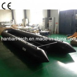 0.9/1.2mm PVC Inflatable Boat for Fishing and Rescue (HT800)