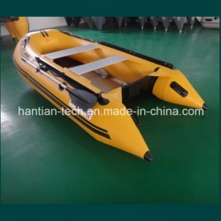 CE Inflatable Rubber Fishing Boat for 3 People (HT270)