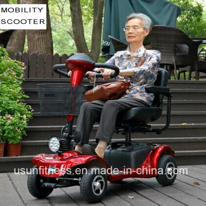 Cheap High Quality Electric Mobility Scooter for Disabled and Elderly Image1