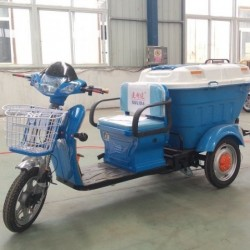 500W Configuration Instructions of Fully Enclosed Wheel Electro Tricycle