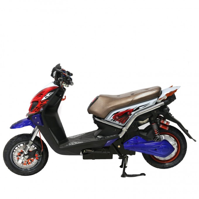 2 Seats Scooter 1000W Electric Motorcycle for Adult Image1