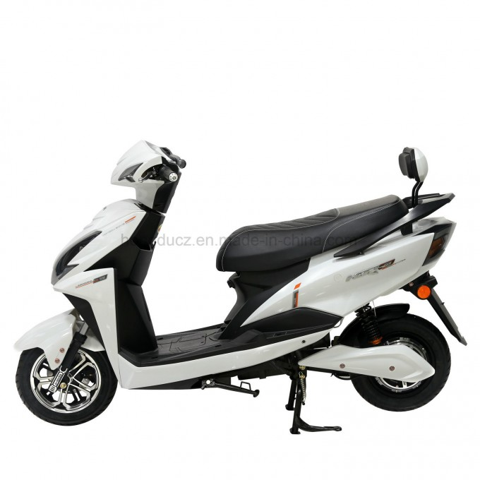 10 Inch 1000W Electric Motorcycle Vehicle for Sale Image1