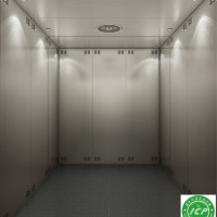 Heavy Duty Freight Elevator with Machine Room