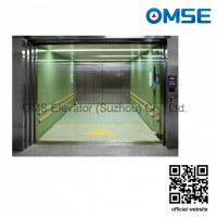 Freight Elevator with Capacity From 1000kg to 12000kg