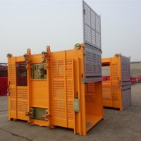 Factory China Ce Approved Freight Construction Elevator Sc200/200