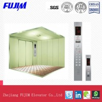 Automobile Elevator with Steady Speed and Big Lift Car