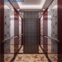 Passenger Elevator with Professional Service with Simple Style for R