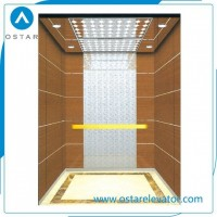 320~400kg 0.5m/S Luxurious Villa Elevator, Residential and Passenger Elevator