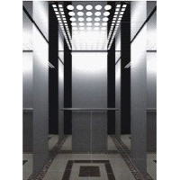 Vvvf Control Passenger Elevator Without Machine Room