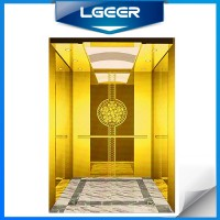 Luxurious Passenger Elevator for Hotel