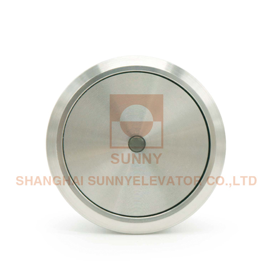 Stainless Steel Button for Elevator (SN-PB30) Image1