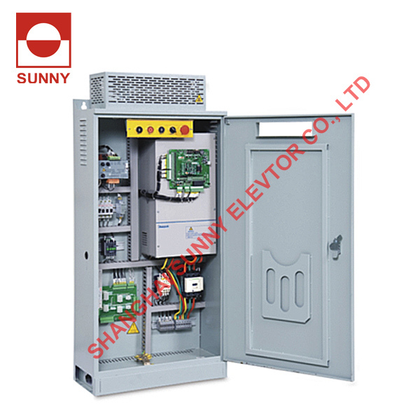 Monarch Nice 3000+ Elevator Control for Passenger Lift with Small Machine Room Image1