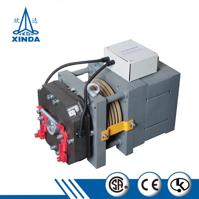 2018 Residential Lift Motor Gearless Traction Motor for Elevator Image1