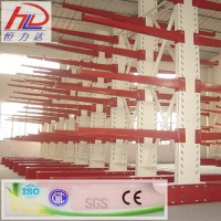 Warehouse Steel Storage Rack with Cantilever Arm