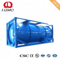 Directly Factory Hot Sale 20FT ISO Liquid Tank Container for Shippin