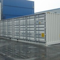 40 Ft Shipping Container with Full Open Side