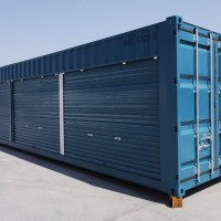 40ft Side Open New Storage Shipping Container in Qingdao