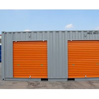 Qingdao 20ft Cargo Shipping Container