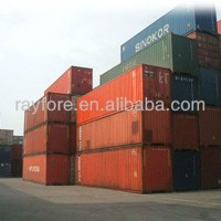 Easy Transport 40hq Used Shipping Containers Storage Container
