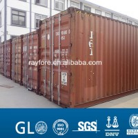 40gp 40hq Used Shipping Container for Sale