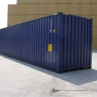 New 40gp Shipping Dry Container