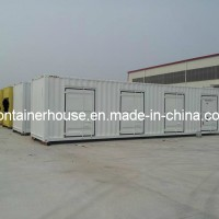 40gp Shipping Storage Container with 4 Doors