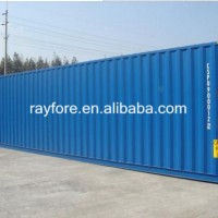 40FT High Cube ISO Dry Cargo Steel Shipping Container