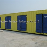 ISO Certified Storage Shipping Container