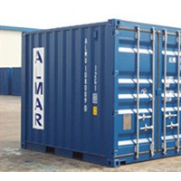 Qingdao Rayfore 10ft Shipping Cargo Container