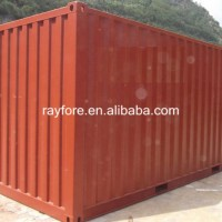 Dry Cargo Container Type 20′ Standard Shipping Container in Ch