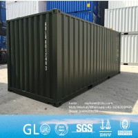 40′ Length (feet) and High Cube Container Type 40 FT High Cube