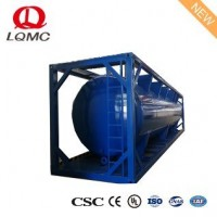 ISO Tank for Store The Chemical Liquid