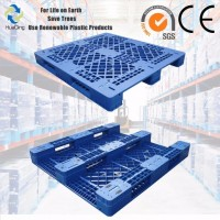 Low Price HDPE Recycled Material Heavy Duty Plastic Pallet