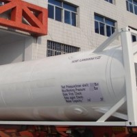 Factory 40 FT 20 FT LPG ISO Tank Container