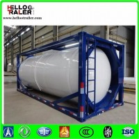 Water Transport 20FT Stainless ISO Container