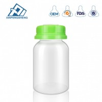 BPA Free Standard Neck Breast Milk Bottle Milk Storage Container