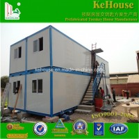 20 Feet Steel Structure House, Prefab Steel Structure Container House, Cheap Steel Structure House