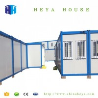 Prefab Modular Mobile Living House Container for Sale