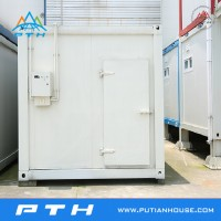 Prefabricated Container for Refrig