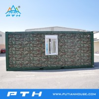 Military Container Sentry Box/Container House/Modular House