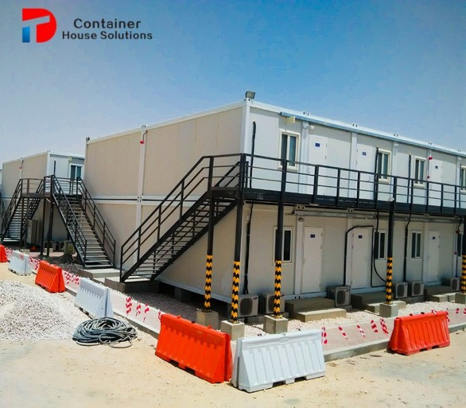 China Supplier Framing Prefabricated Container House Image1